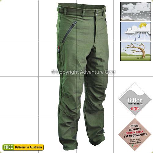 Silent Series Lightweight Trousers