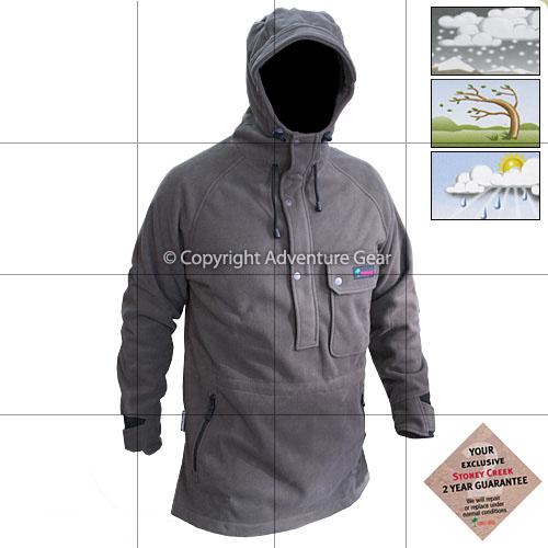 Windproof Plus+ Long Bush Shirt  GEN 2