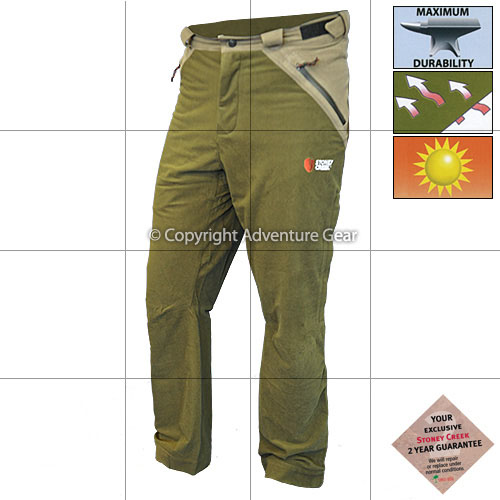 Microtough Trousers Gen II Bayleaf