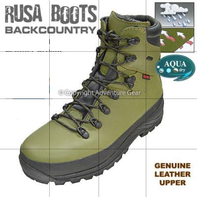 Stoney Creek Rusa Backcountry Boot