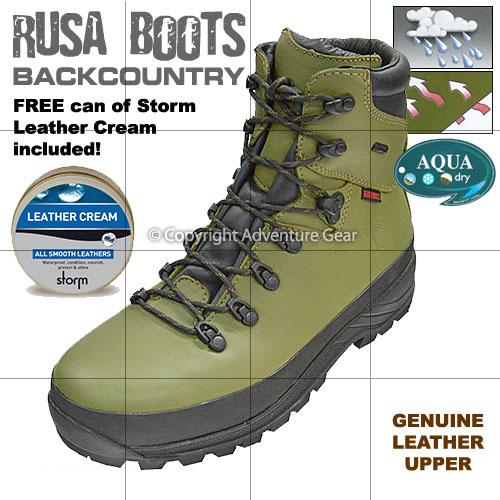 Rusa Backcountry Boot
