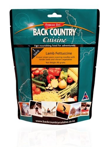 BC LAMB FETTUCCINE 1serve