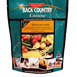 BC MOROCCAN LAMB 1serve