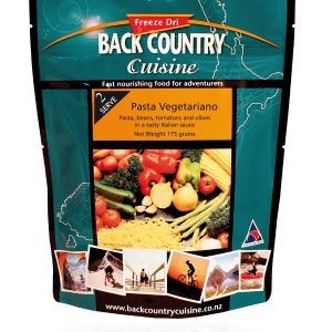 BC PASTA VEGETARIANO 2serve