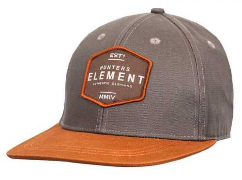 Hunter elem new cap 4
