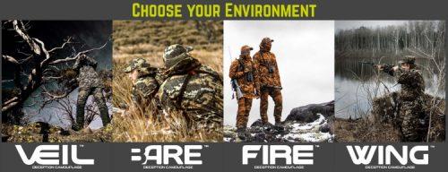 Hunters Desolve Camouflage2