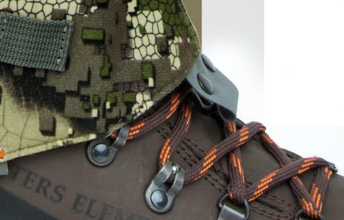 Hunters Elem lace up