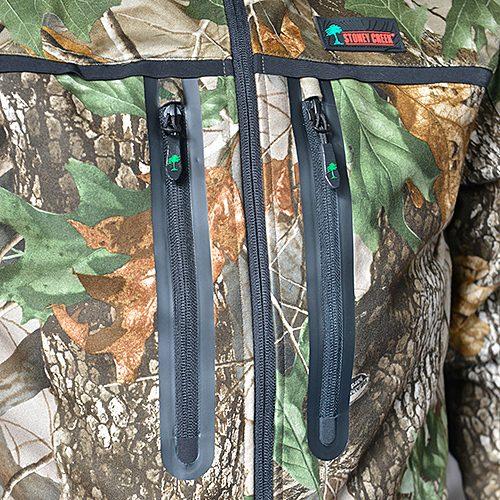 Hybrid zips