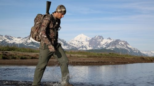 Icebreaker hunt fish 28