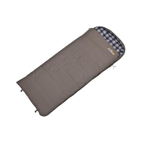 oztrail-cotton-canvas-sleeping-bag