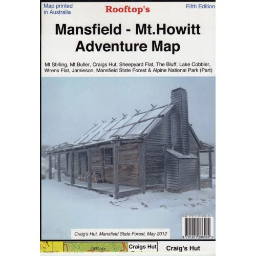 Rooftop MANSFIELD mt howwit - Adventure and Exploration Map