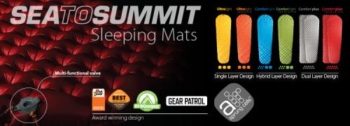 Sea to summit mats
