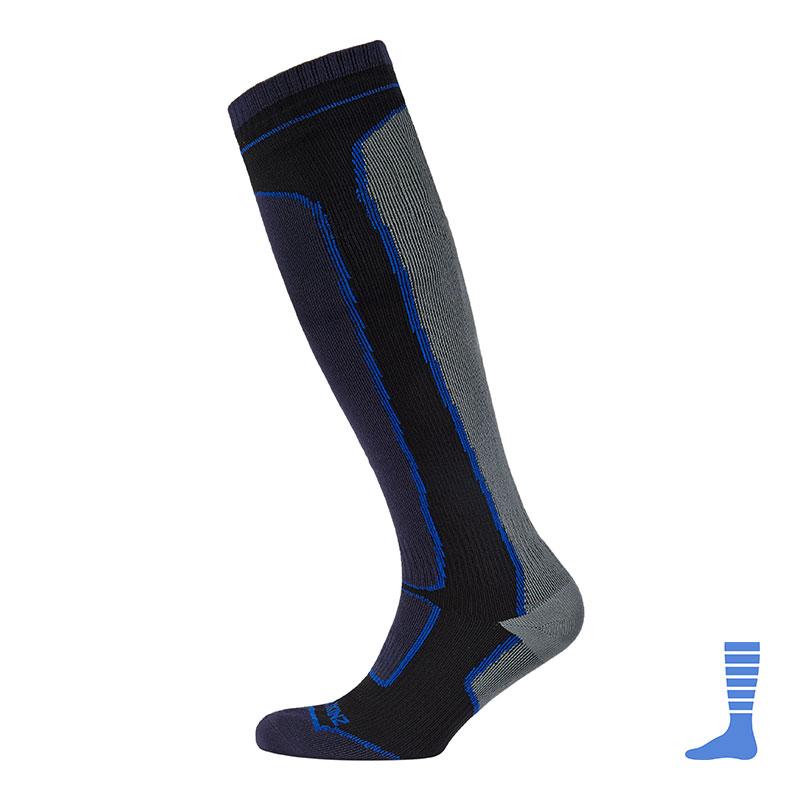 Sealskin sox knee 2