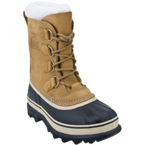 Sorel Caribou Mens Buff