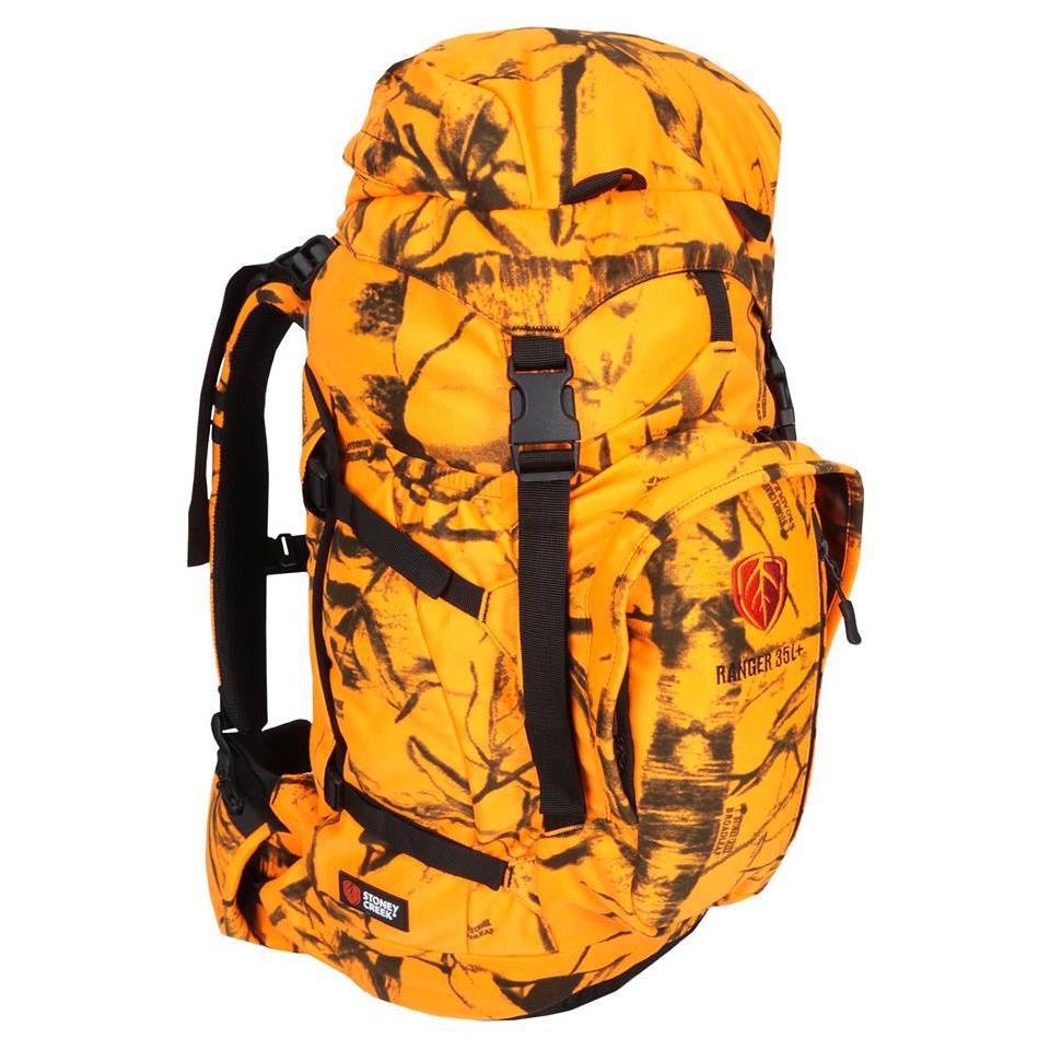 Stoney Creek Ranger Pack 35+Lt Blaze Orange