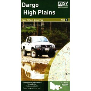 SV dargo high plains - Adventure and Exploration Map