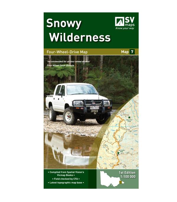 SV snowy wilderness