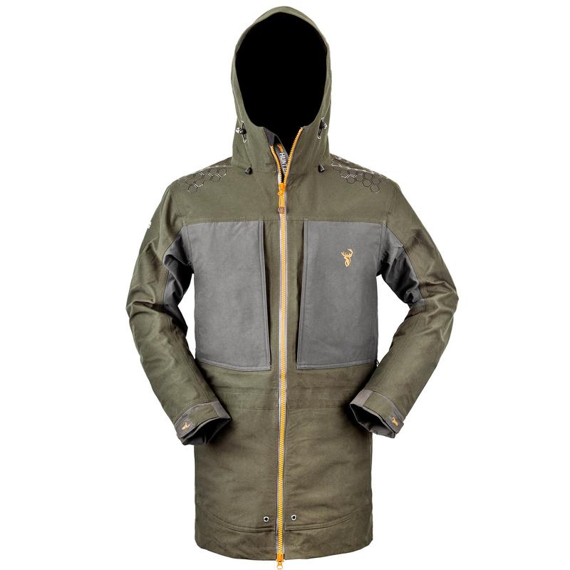 Hunters Element Odyssey Jacket Forest Green