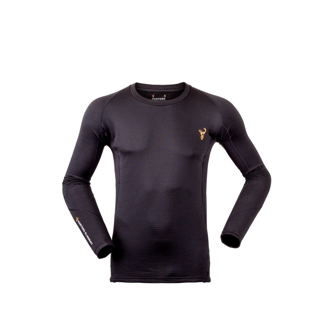 Hunters Element Core PLUS L/Sleeve Top NEW FOR WINTER 2020
