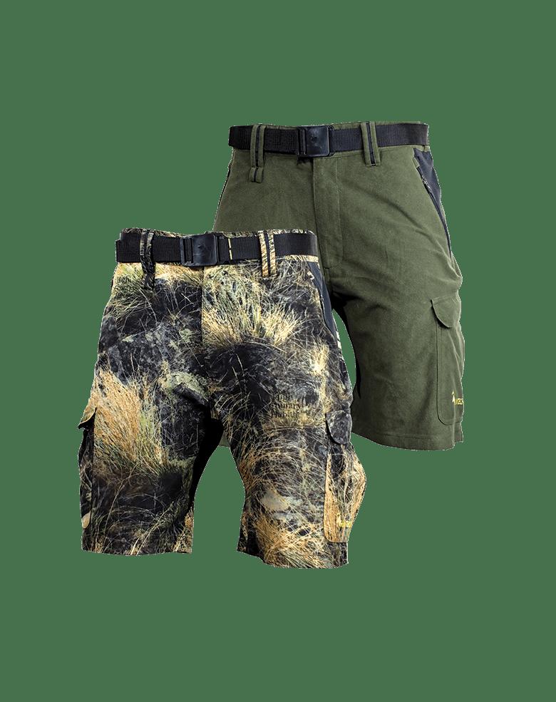 Huntech Roar Cargoz Short Green (new)